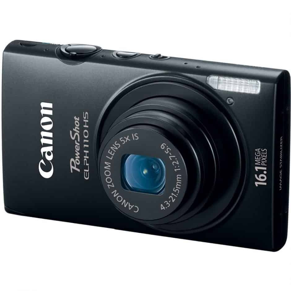 Canon Elph 110 HS Camera Review