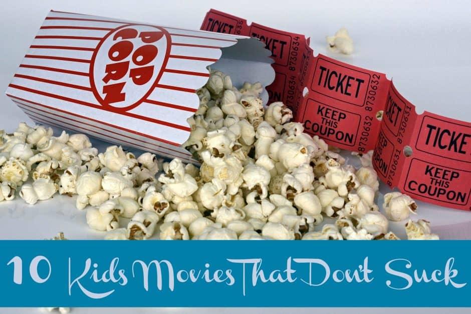 10 Favorite Kids Movies