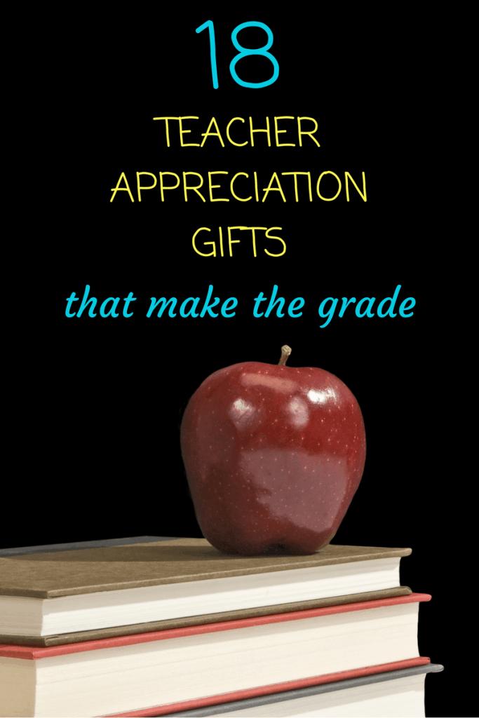 18 Teacher Appreciation Gifts That Make the Grade