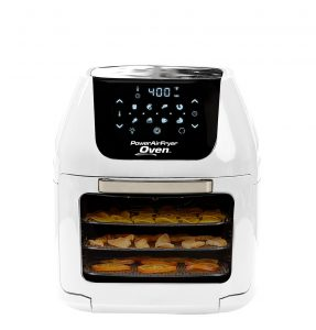 Power AirFryer white